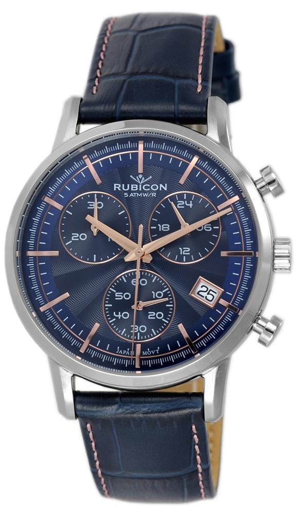 Rubicon RNCD99SIDZ05BX - zegarek męski