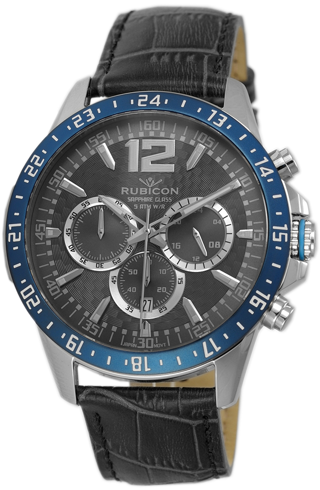 Rubicon RNCE02SMVX05AX - zegarek męski