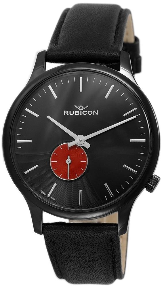 Rubicon RNCE07BIBR03BX - zegarek męski
