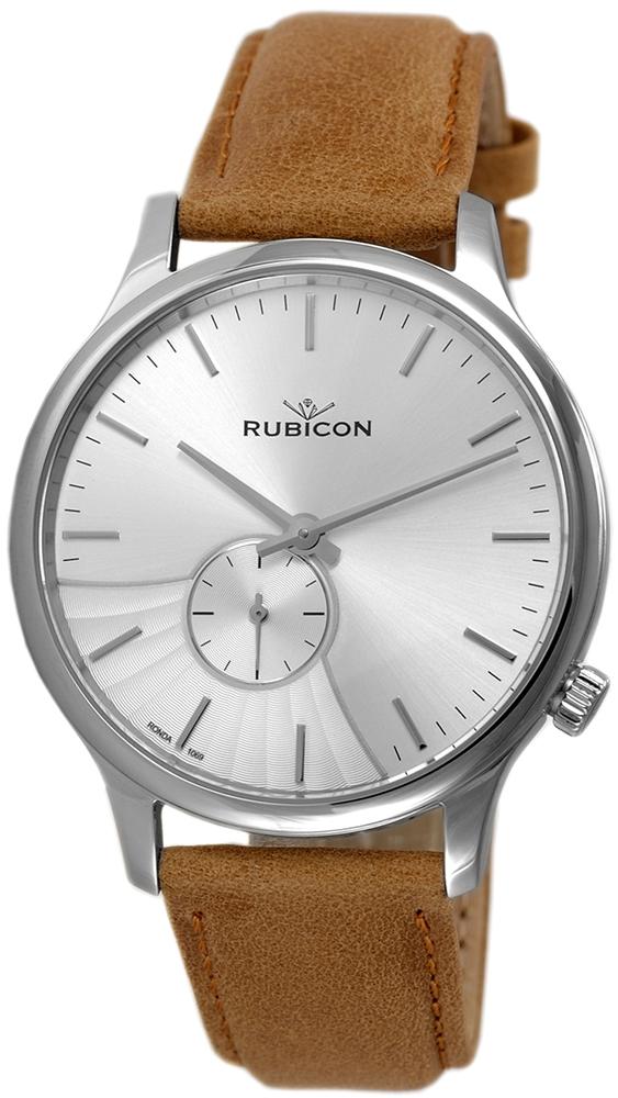 Rubicon RNCE07SISX03BX - zegarek męski