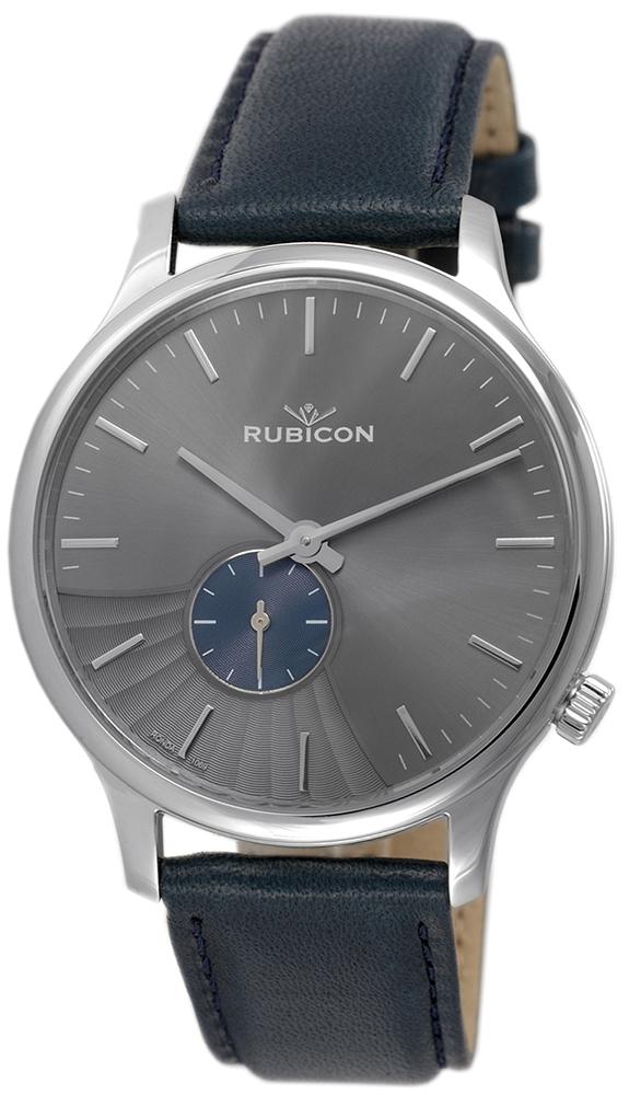 Rubicon RNCE07SIVD03BX - zegarek męski