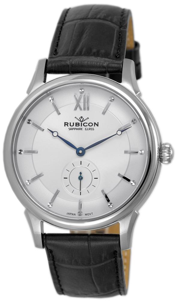 Rubicon RNCE10SISX03BX - zegarek męski