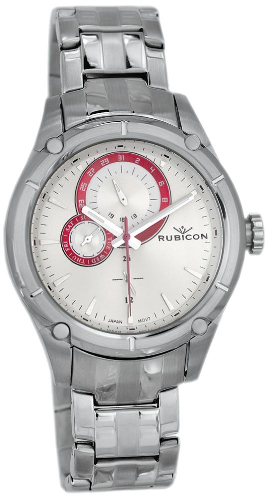Rubicon RNDD21SISR03BX - zegarek męski