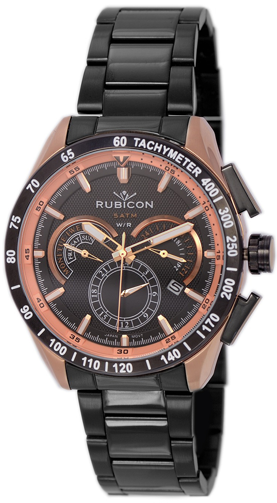 Rubicon RNDD56RIBZ05BX - zegarek męski