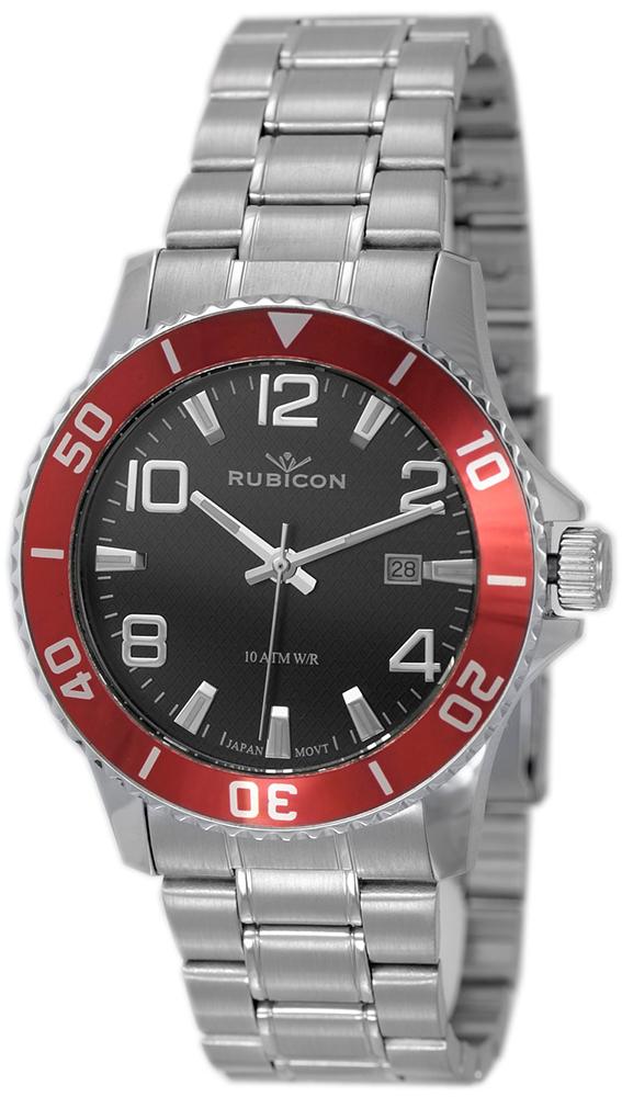 Rubicon RNDD68SMBX10BX - zegarek męski