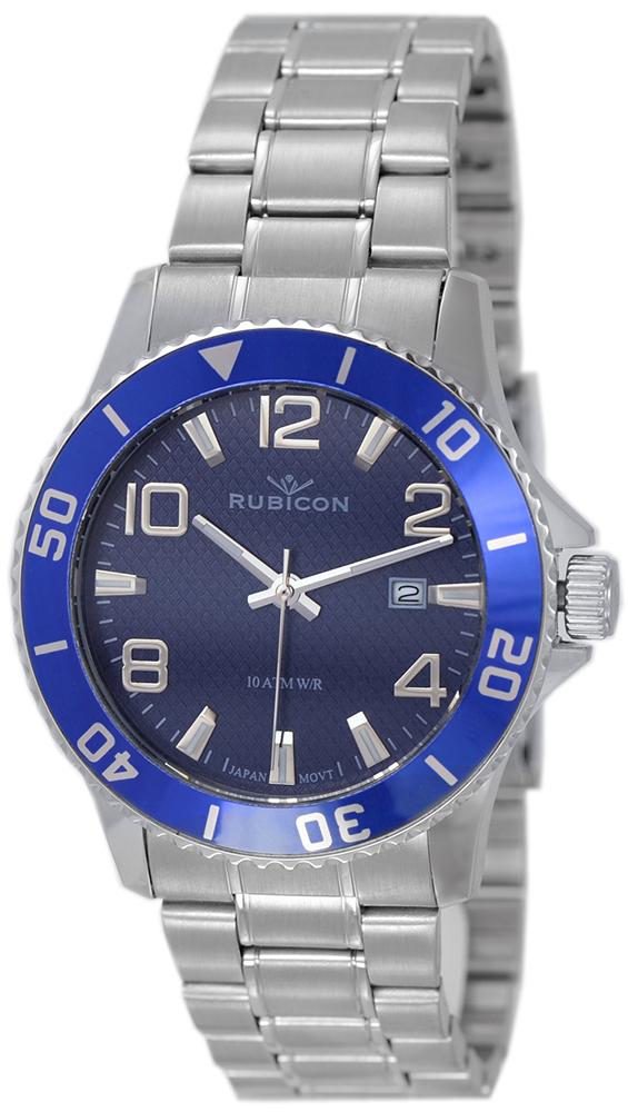 Rubicon RNDD68SMDX10BX - zegarek męski