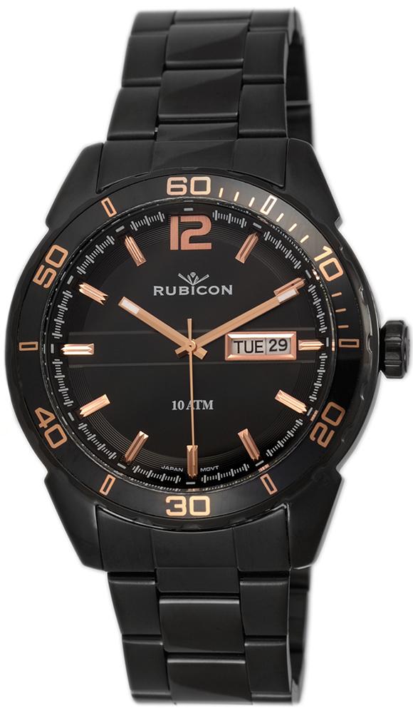 Rubicon RNDD81BMBX10BX - zegarek męski
