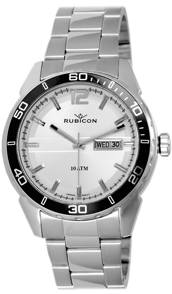Rubicon RNDD81SMSX10BX - zegarek męski