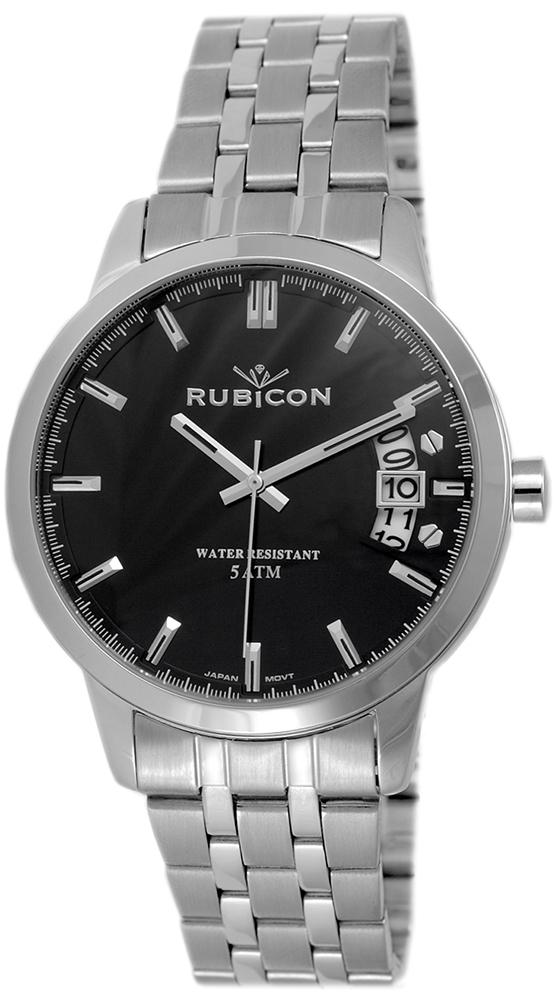 Rubicon RNDD82SIBX05BX - zegarek męski