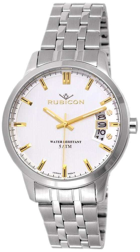 Rubicon RNDD82SISG05BX - zegarek męski