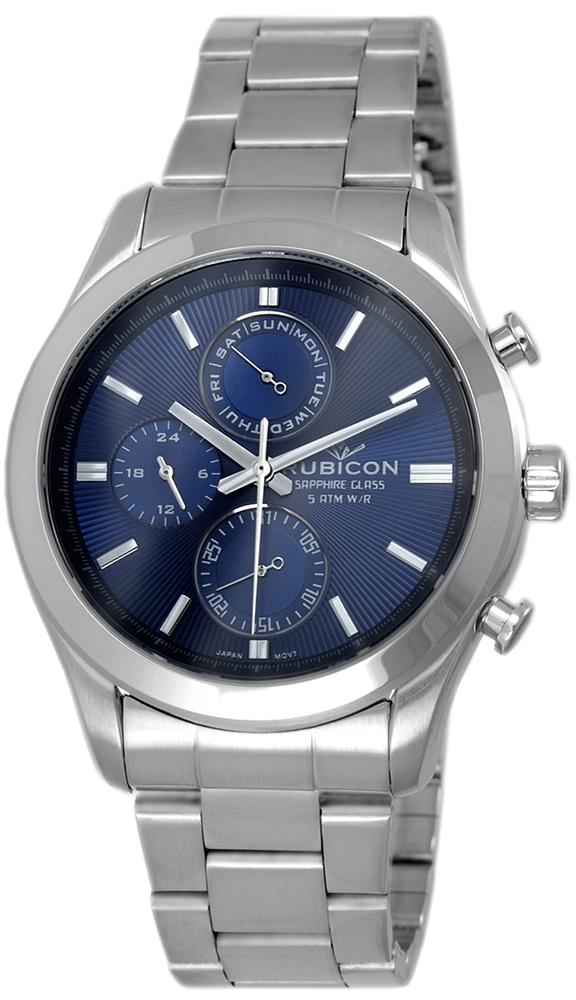 Rubicon RNDE03SIDX05AX - zegarek męski