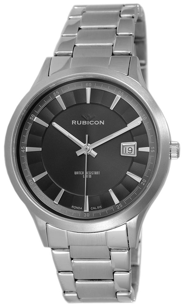 Rubicon RNDE08SINX05BX - zegarek męski