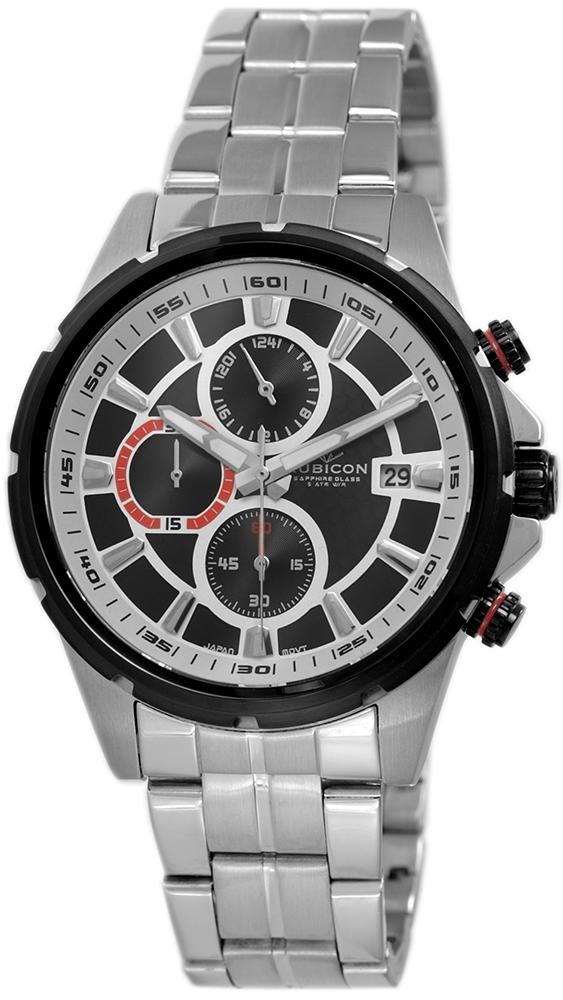 Rubicon RNDE09TIBW05AX - zegarek męski