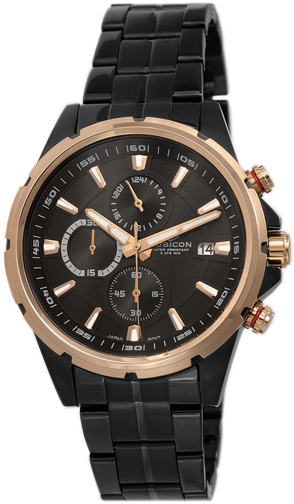 Rubicon RNDE09TIBZ05AX - zegarek męski