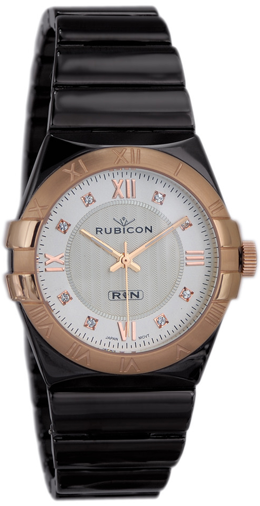 Rubicon RNPD33TMSX03BX - zegarek damski