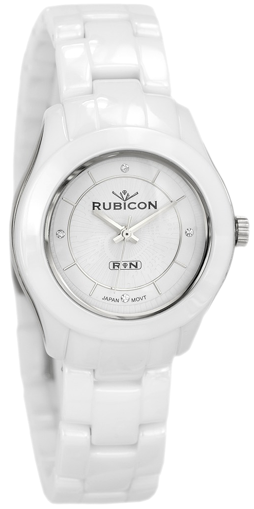 Rubicon RNPD37TISS03BX - zegarek damski