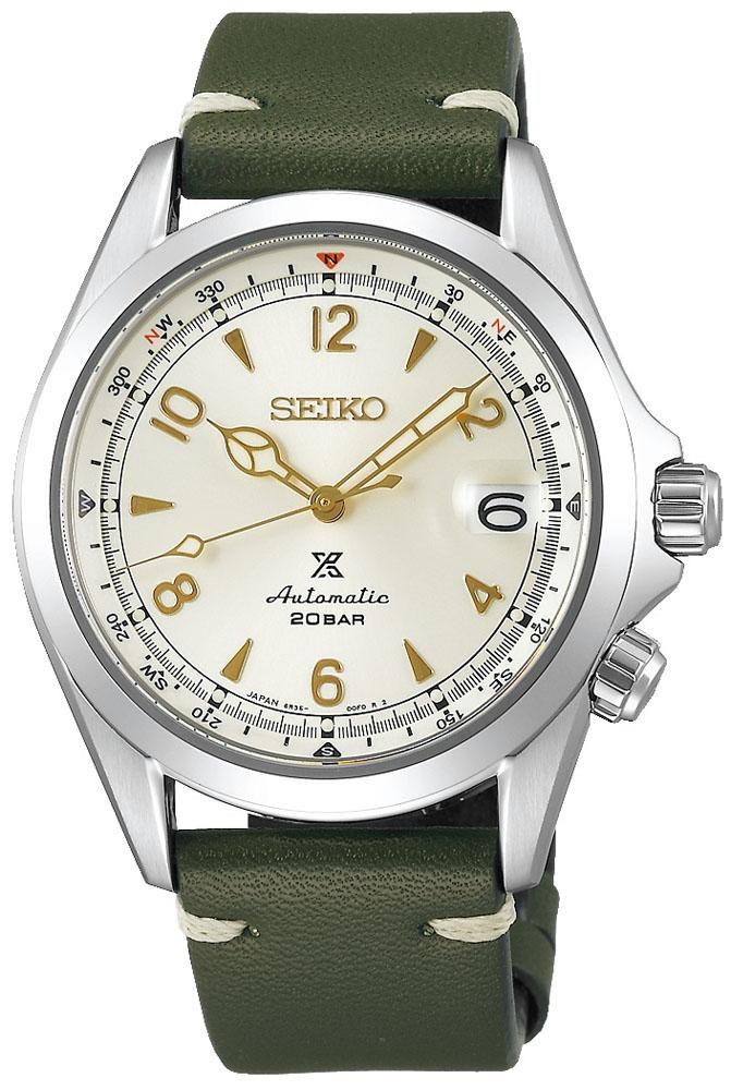 Seiko SPB123J1 - zegarek męski