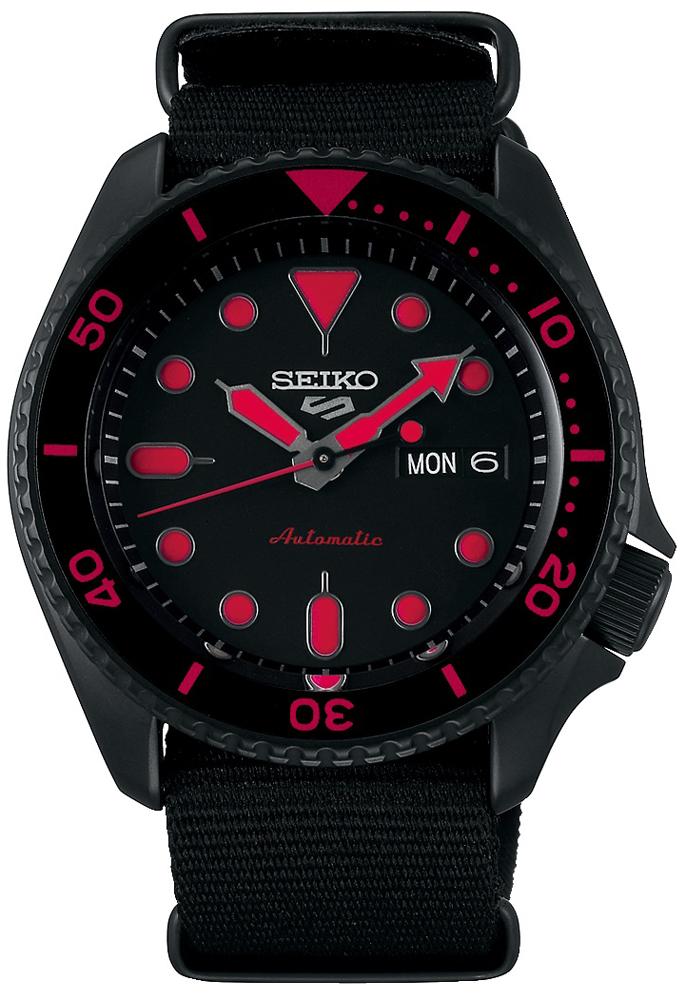 Seiko SRPD83K1 - zegarek męski