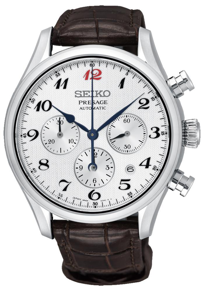 Seiko SRQ025J1 - zegarek męski
