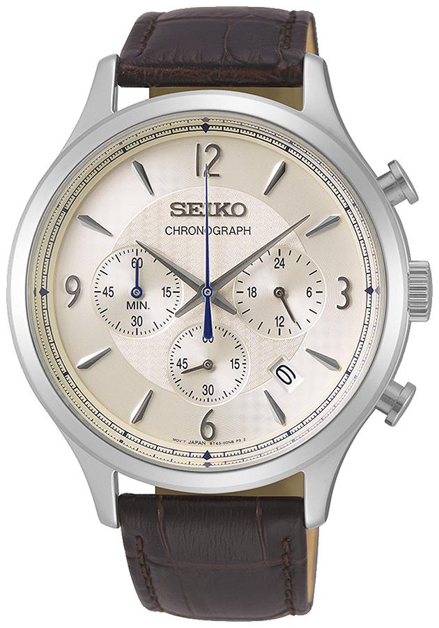Seiko SSB341P1 - zegarek męski