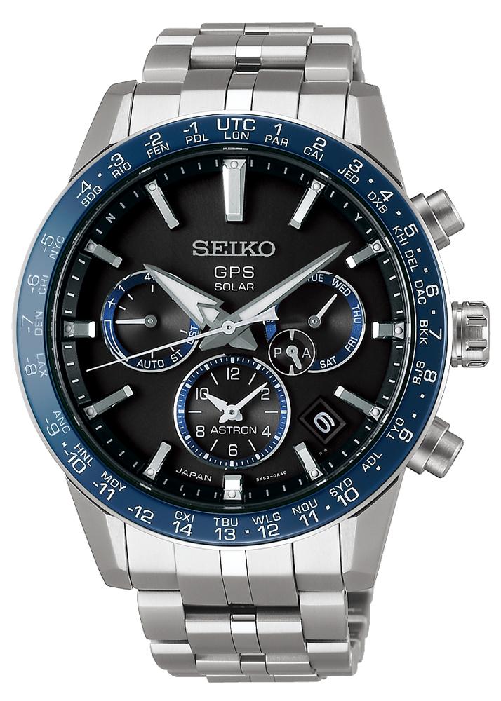 Seiko SSH001J1 - zegarek męski