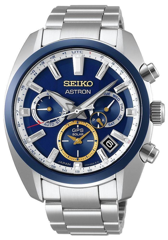 Seiko SSH045J1 - zegarek męski