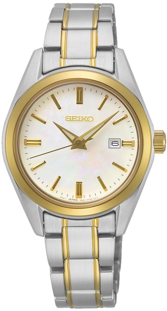 Seiko SUR636P1 - zegarek damski