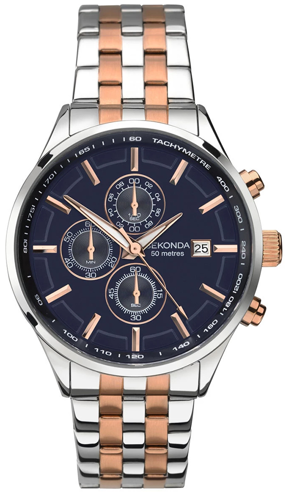 Sekonda SEK.1107 - zegarek męski