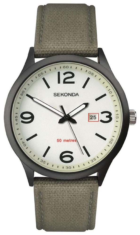 Sekonda SEK.1507 - zegarek męski