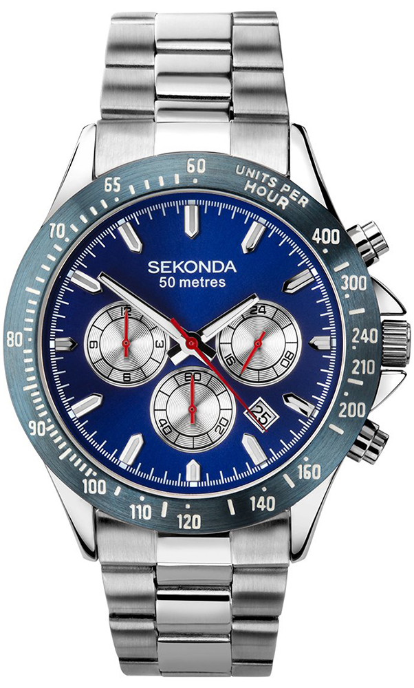 Sekonda SEK.1649 - zegarek męski