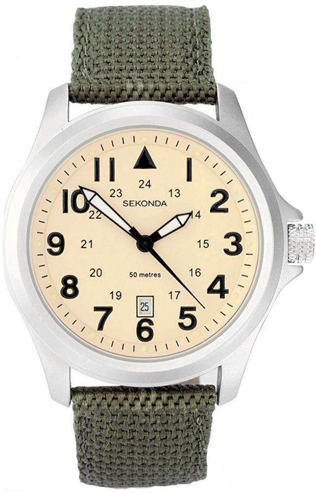 Sekonda SEK.3341 - zegarek męski
