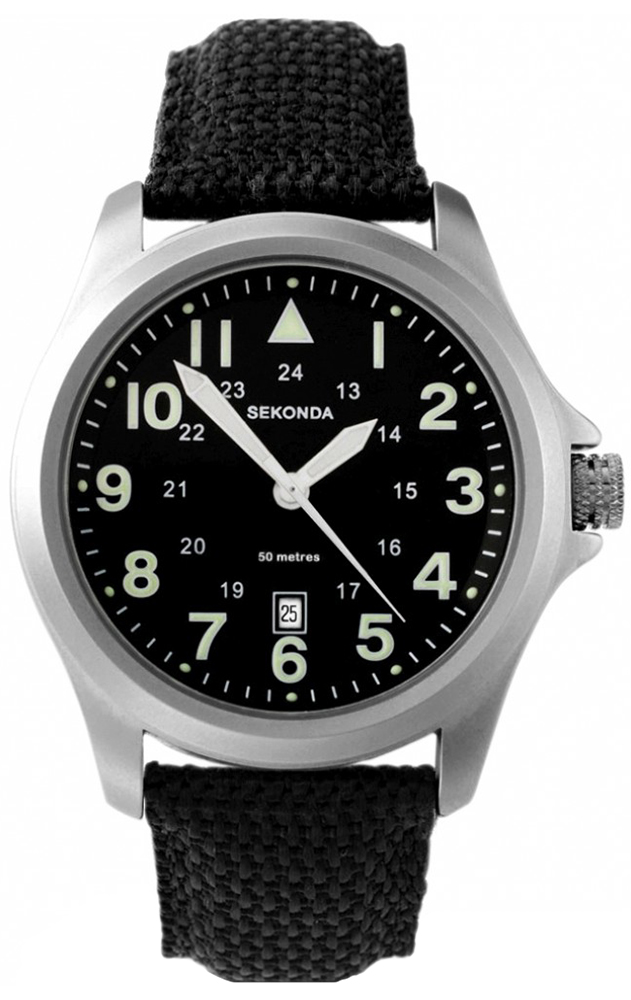 Sekonda SEK.3347 - zegarek męski