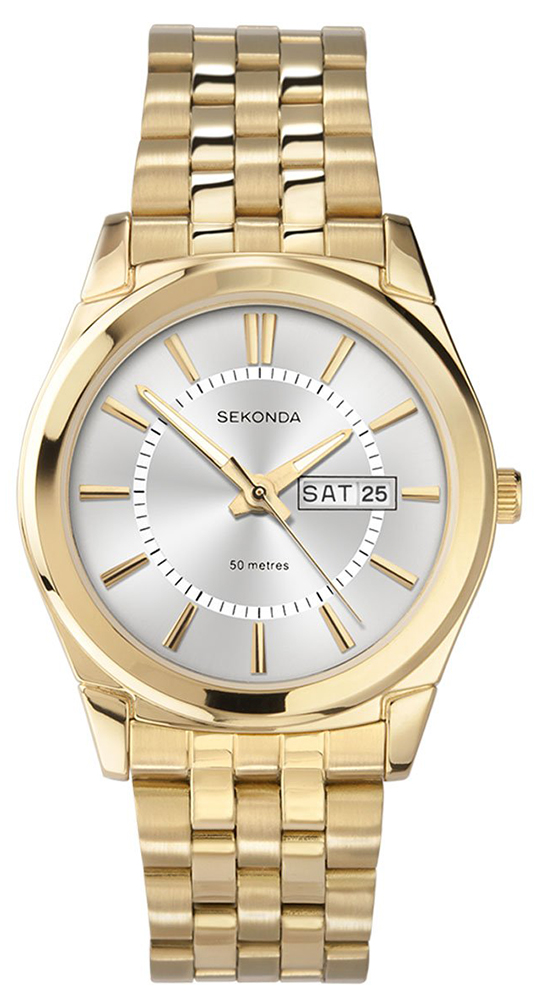 Sekonda SEK.3450 - zegarek męski