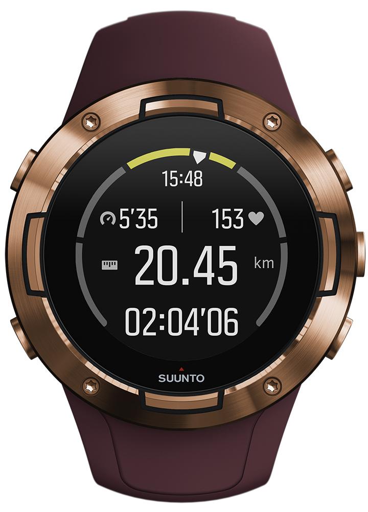 Suunto SS050301000 - zegarek męski