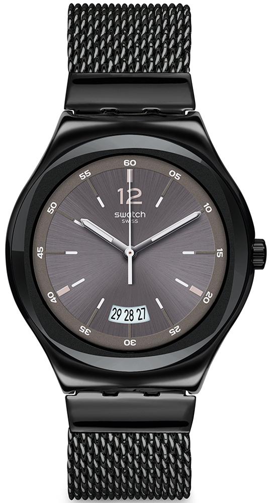 Swatch YWB405MB - zegarek męski