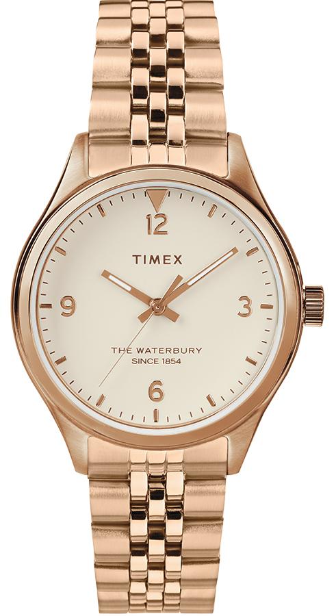 Timex TW2T36500 - zegarek damski