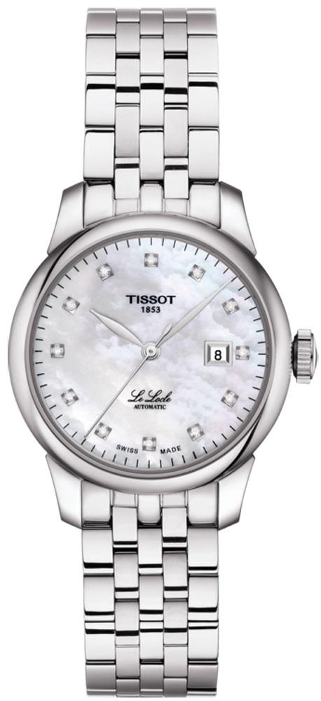 Tissot T006.207.11.116.00 - zegarek damski