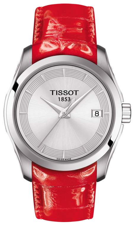 Tissot T035.210.16.031.01 - zegarek damski
