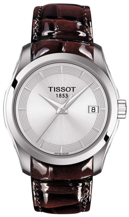 Tissot T035.210.16.031.03 - zegarek damski