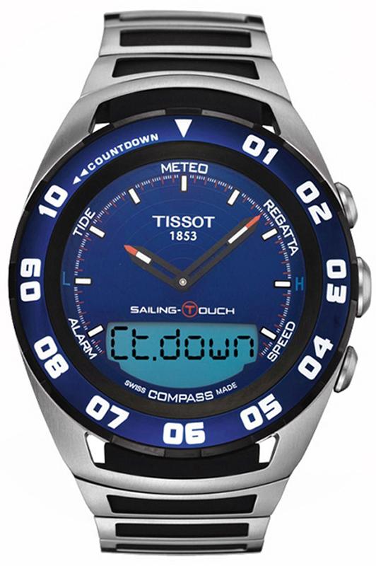 Tissot T056.420.21.041.00 - zegarek męski