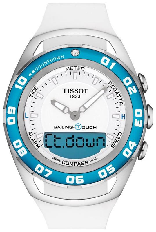 Tissot T056.420.27.011.00 - zegarek męski