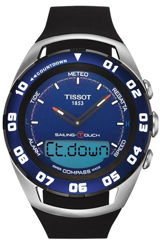 Tissot T056.420.27.041.00 - zegarek męski