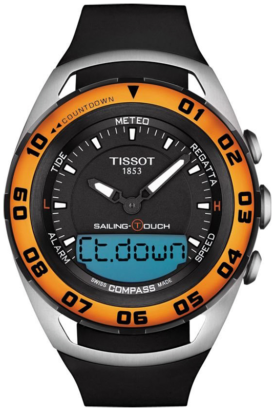 Tissot T056.420.27.051.02 - zegarek męski