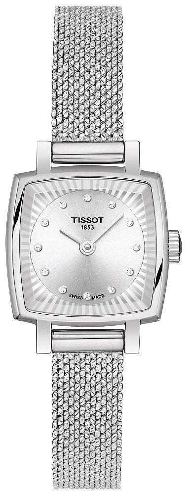 Tissot T058.109.11.036.00 - zegarek damski