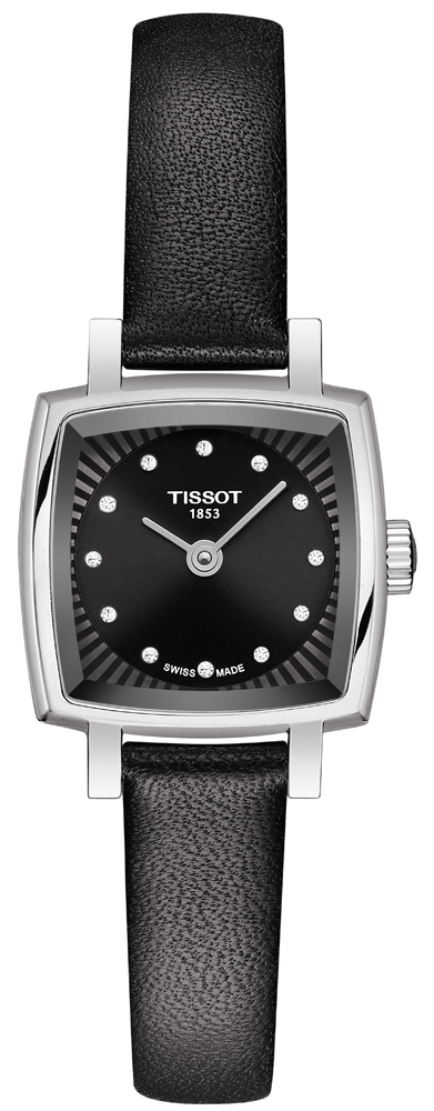 Tissot T058.109.16.056.00 - zegarek damski