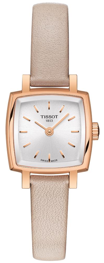 Tissot T058.109.36.031.00 - zegarek damski
