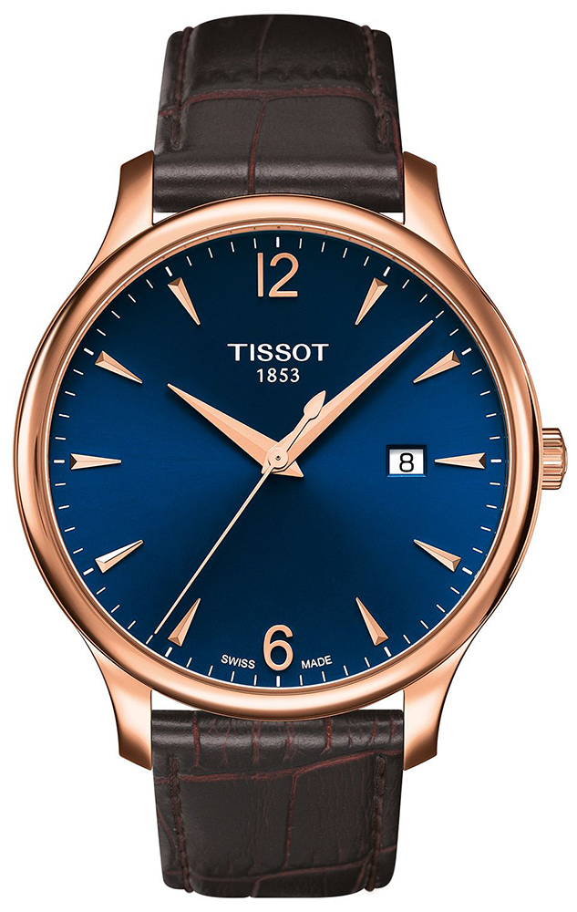 Tissot T063.610.36.047.00 - zegarek męski