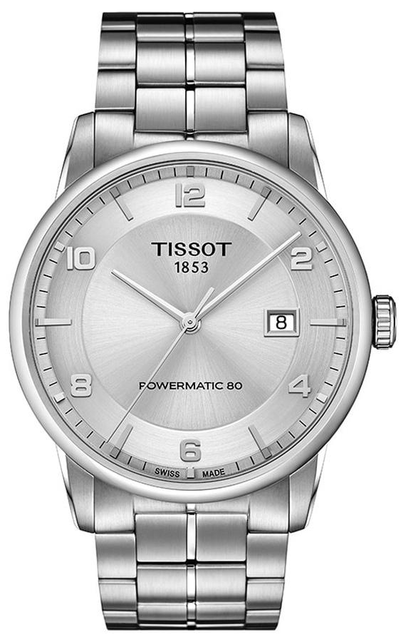 Tissot T086.407.11.037.00 - zegarek męski
