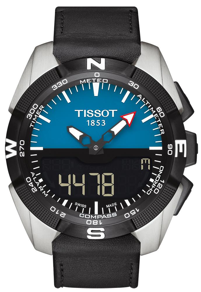 Tissot T091.420.46.041.00 - zegarek męski