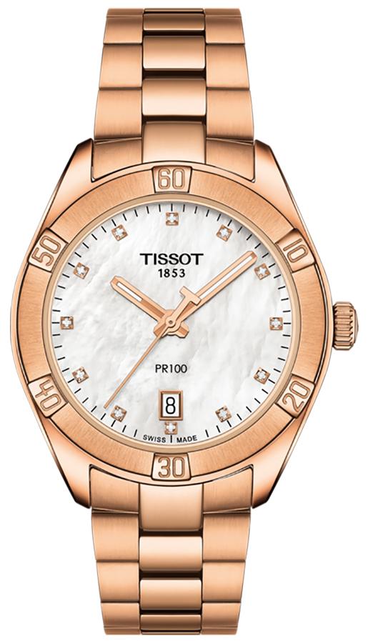 Tissot T101.910.33.116.00 - zegarek damski